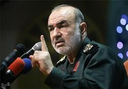 اللواء سلامي : ايران حاليا في ذروة الصراع مع قوى الاستكبار
