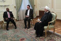 اراده ایران، توسعه مناسبات اقتصادی و سیاسی با کنگو است