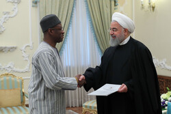 Ties with African states very important to Iran: Pres. Rouhani