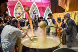 """پخت ۱۰تن """"سمنی"""" در شیراز"""