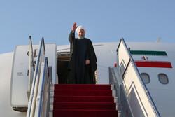 روحاني يتوجه إلى بغداد الاثنين القادم