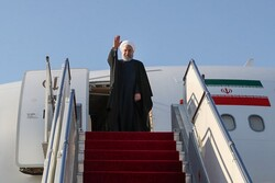 Pres. Rouhani to visit Iraq on Mon.