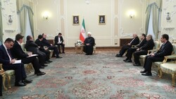 Rouhani calls for closer Tehran-Baku ties
