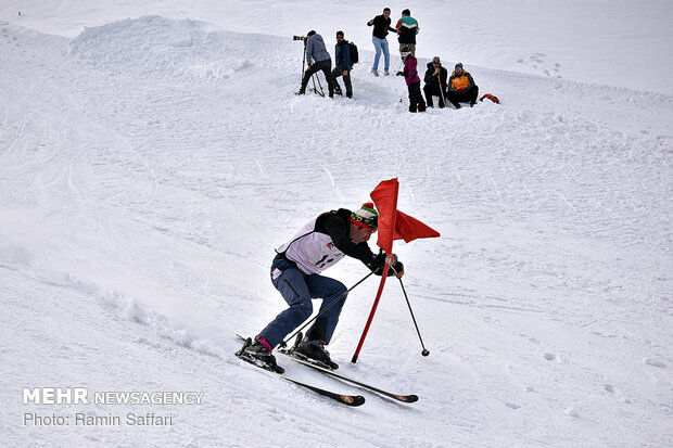 7th Fajr Ski and Snowboard competitions