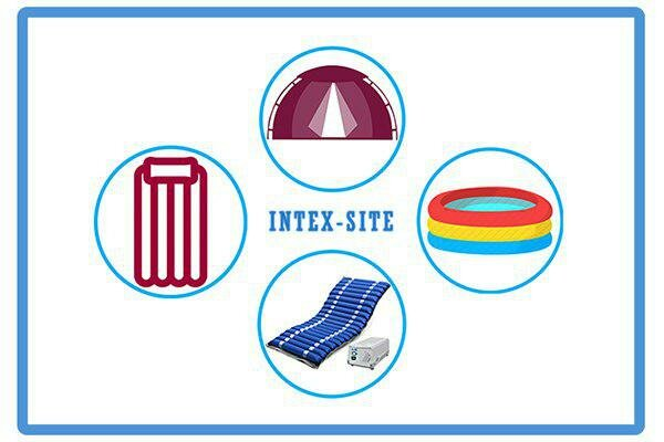 اینتکس سایت، فروش ویژه عید محصولات بادی تفریحی و چادر مسافرتی