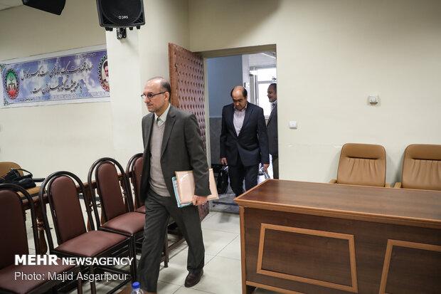 جلسه دوم رسیدگی به پرونده فساد در پتروشیمی