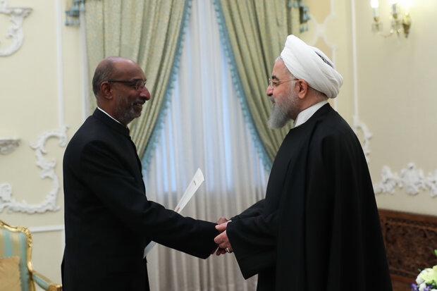 جابهار رمز التعاون الواسع بين طهران و نيودلهي