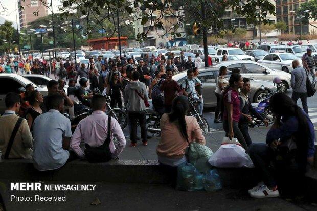 قطع برق در ونزوئلا