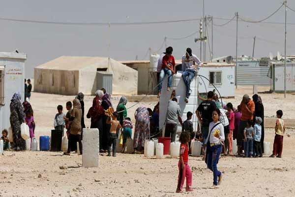 استقبال دمشق و مسکو از همکاری اردن در زمینه بازگشت آوارگان سوری