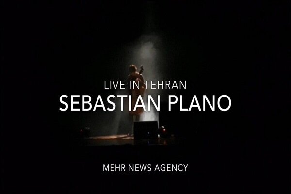 VIDEO: Sebastian Plano live in Tehran