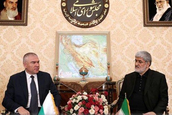 Sofia tries to help lift US sanctions against Tehran