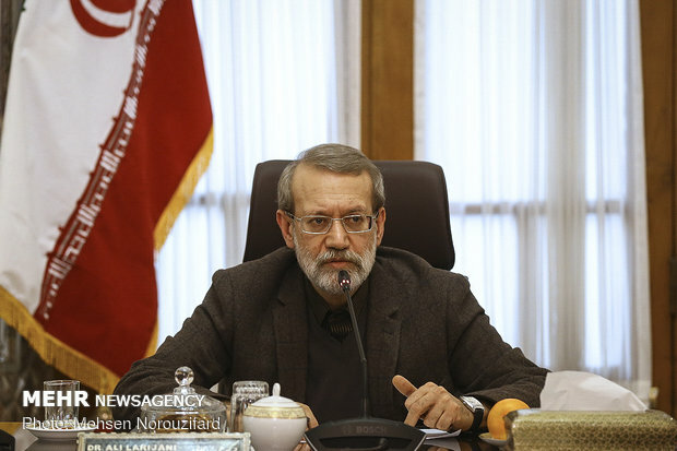 Larijani calls for effective strategies to compensate for flood damages