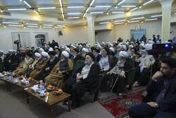 اجلاسیه اساتید حوزههای علمیه استان تهران برگزار شد