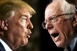 Sanders will criticize Trump