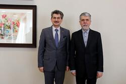 زیرساخت های خوبی در مناسبات فرهنگی ایران و ترکیه وجود دارد
