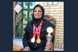 زندگی قهرمان ۸۳ ساله دو و میدانی مستند میشود