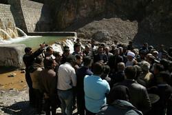 چند طرح آبخیزداری در قزوین افتتاح شد