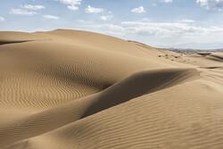 """İran'daki """"Merencab Çölü""""nden muhteşem kareler"""
