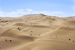 Maranjab Desert; a must-go in central Iran