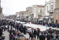 برگزاری تورهای نوروزی ویژه بازارگردی در تبریز