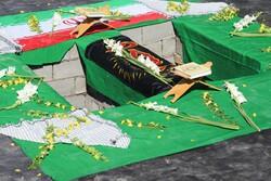 استان ایلام میزبان ۸ شهید گمنام می شود