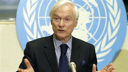 Non-UN sanctions are illegitimate: UN rapporteur