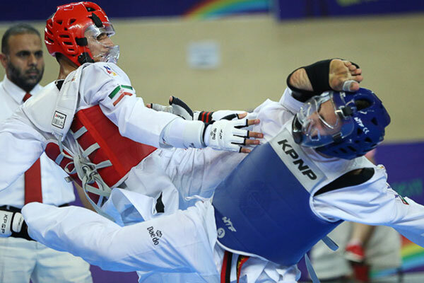 ۱۰ درصد جمعیت ورزشکاران کرمانشاهی تکواندوکار هستند