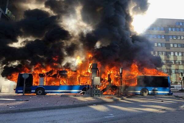 وقوع انفجار قوی در استکهلم