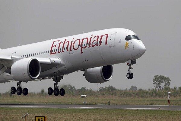 بروز سانحه هوایی در اتیوپی/سقوط بوئینگ۷۳۷ با ۱۵۷مسافر
