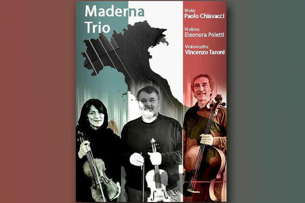 Italian musicians to perform in Tehran