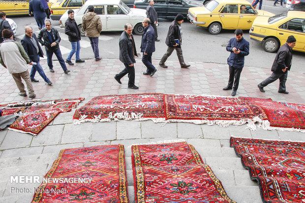 New Year Shopping at Tabriz Grand Bazaar