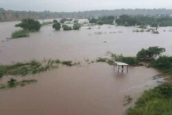 برازیل میں سیلاب کی وجہ سے 12 افراد ہلاک