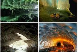 سفیدترین و خنک ترین غار جهان را ببینید/ «چما» اعجوبه ای در دل زردکوه