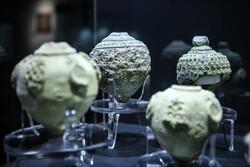 İran'ın arkeoloji sergisinden kareler