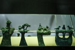 نمایشگاهی از چهار دهه کشفیات باستان شناسی ایران