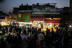 """التسوق للعيد في """"بازار تجريش""""/صور"""