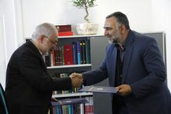امضای تفاهمنامه میان معاونت امورفرهنگی و نهاد کتابخانههای عمومی
