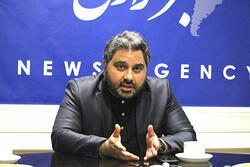 Managing Director of Shahrvand Chain Stores Masoud Sari' ol-Ghalam