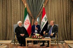 Ruhani, Iraklı mevkidaşı Salih ile telefonda görüştü