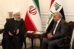 Iran,Iraq sign 5 pacts