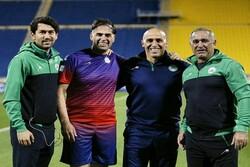 امیدواری منصوریان به کسب نتیجه مطلوب و حمایت از آذری