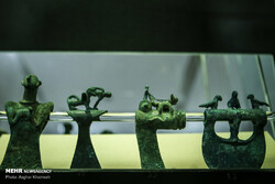 Tehran museum features decades of archaeological discoveries
