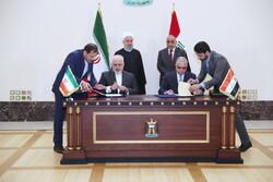 التوقیع على 5 وثائق ومذكرات تفاهم للتعاون بین طهران وبغداد