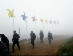 فرفره های نصب شده در مجموعه تاریخی خالد نبی جمع آوری می شود