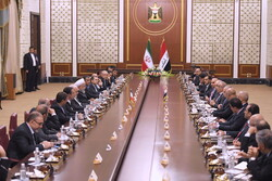 All Iranian, Iraqi officials have firm resolve to deepen Tehran-Baghdad ties