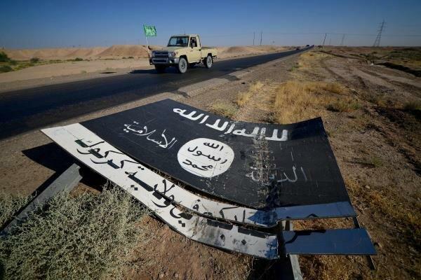 چارەنووسی ١٦٠ داعشی ئەڵمانی نادیارە