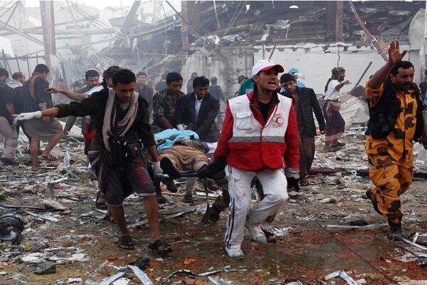 العدوان على اليمن دمر 3526 مدرسة ومنشأة تعليمية
