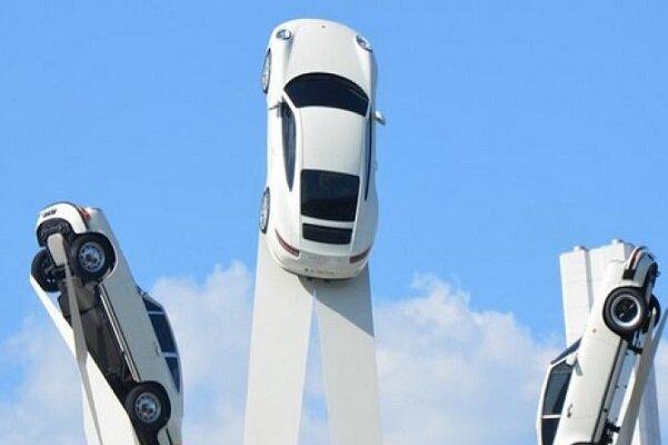 خودروهای پرنده ۵ سال دیگر از راه می رسند