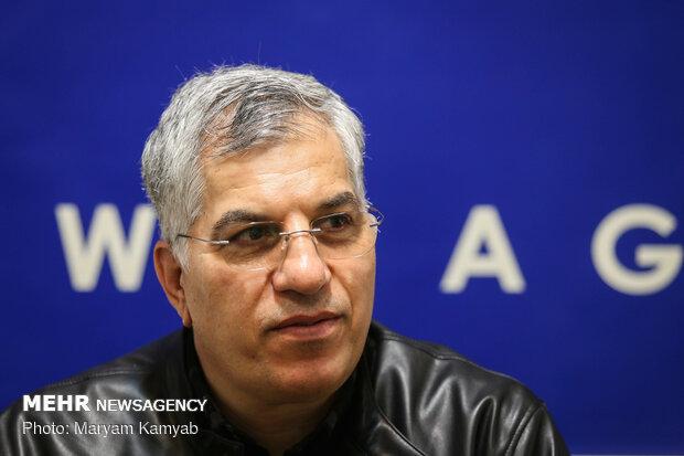 گفتگو با مهران شاهین طبع سرمربی تیم ملی بسکتبال