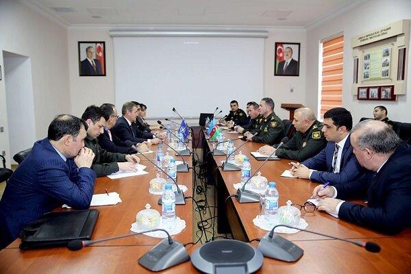 "Bakü'de ""NATO Kodlama Sistemi"" toplantısı"